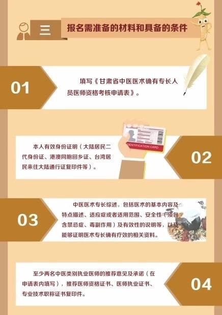 解读¡¶甘肃省中医医术确有专长考核实施细则¡·