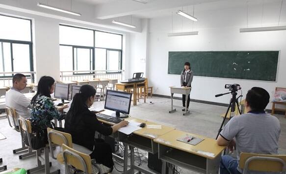 """教师资格证面试""""自我介绍""""范文"""