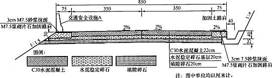 图1路面结构