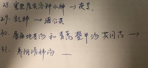 网友回忆2019中医主治医师真题