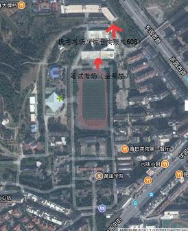2019年莆田临床执业医师笔试考场地点