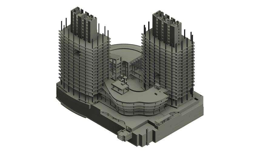 BIM模型