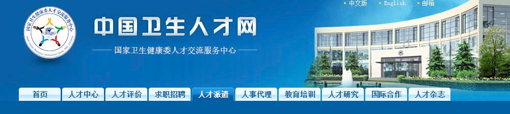 中国卫生人才网:2020卫生资格考试主管护师缴费入口