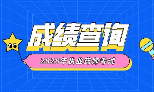 2020年執業藥師成績查詢時間及入口各地區匯總