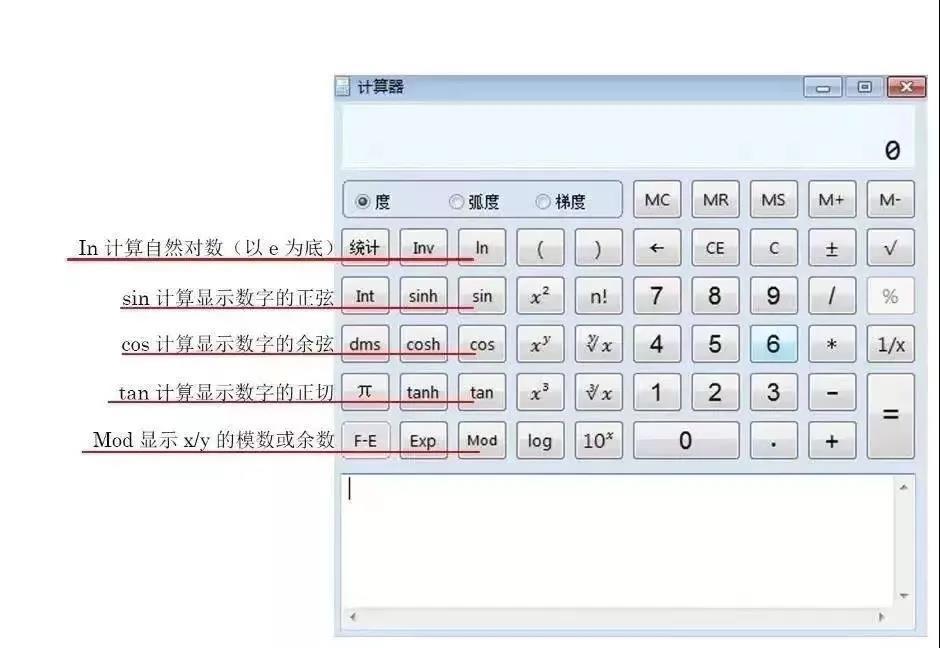 2021年中級經濟師考試機考計算器使用指南4